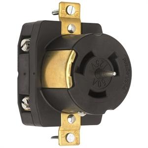 CS6369 50A Locking Receptacle
